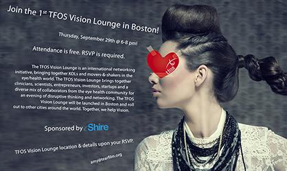 Tfos Vision Lounge in Boston